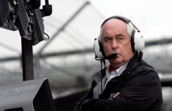 Roger Penske set to visit Clipsal 500 after witnessing his team win the Daytona 500