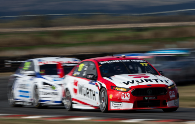 DJR Team Penske took key lessons from a tough weekend at Symmons Plains