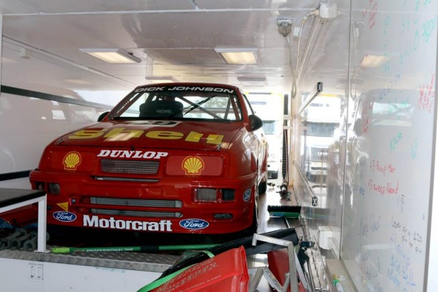 The DJR Sierra had not raced in over two decades before arriving at the BMF