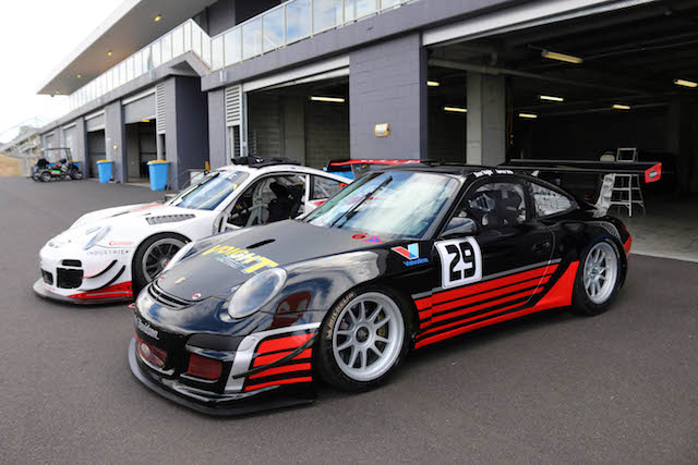 The 55-strong Production Sports Car field will feature a variety of GT machinery