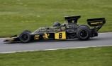 Lotus F1 at Brands Hatch. Lotus 72 E-5.