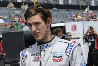 Matthew Brabham is confirmed for Andretti Autosport at the Long Beach Indy Lights race this weekend