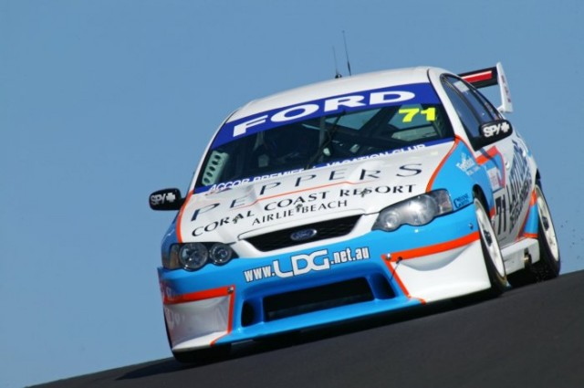 Andrew Thompson took a double win at Bathurst