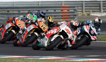 Jack Miller impressed in Argentina with a 12th place finish