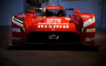 Nissan's LMP1 Le Mans 24 Hour challenger