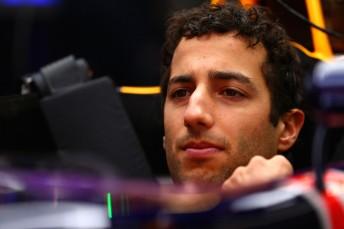 Daniel Ricciardo will take up the role of F4 patron