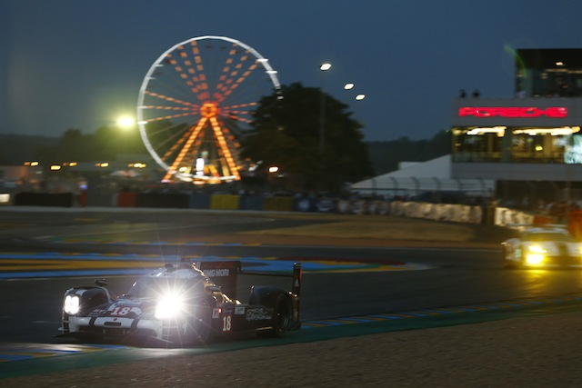Porsche says its race pace might not enjoy the picnic  it had in qualifying with the #18 919s astonishing 3:16.88s pole time