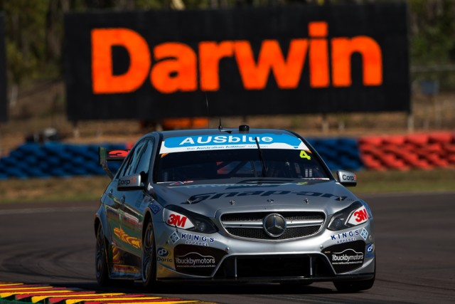 Ash Walsh topped final practice before Race 15 qualifying