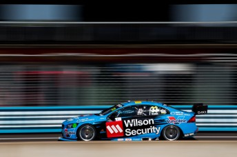 Scott McLaughlin will feature in the KL City Grand Prix V8 Supercars demonstration races