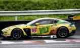 Venter Mounts Championship Attack in Fuji