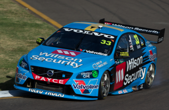 Scott McLaughlin became the eight different pole sitter of the season