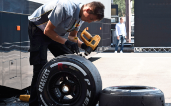 Prielli tyres experienced a number of cuts during the Belgian Grand Prix weekend