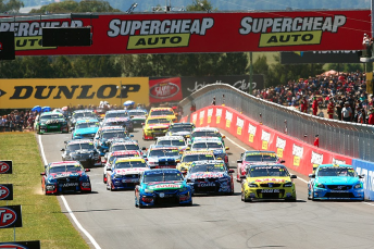 New gear ratios are expected to increase speeds at Bathurst