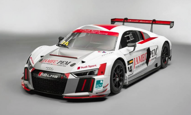 Haase and Mies will team up in the new MPC Audi R8 for the Bathurst 12 Hour