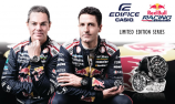 Red Bull Racing Australia and Casio develop V8 Edifice watch