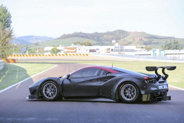 Ferrari Uncovers New 488 Gt3 Challenger Speedcafe