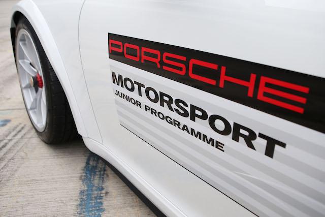 Porsche announces the establishment of the Jamey Blaikie Scholarship to reward