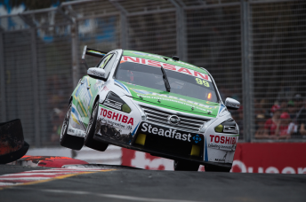 Moffat has three events left with Nissan Motorsport