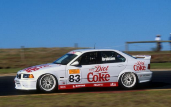 Factory supported BMW Super Tourers graced Australian tracks during the 1990s