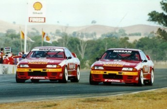 Group A ended up as a dominant playground for the Nissan GT-R