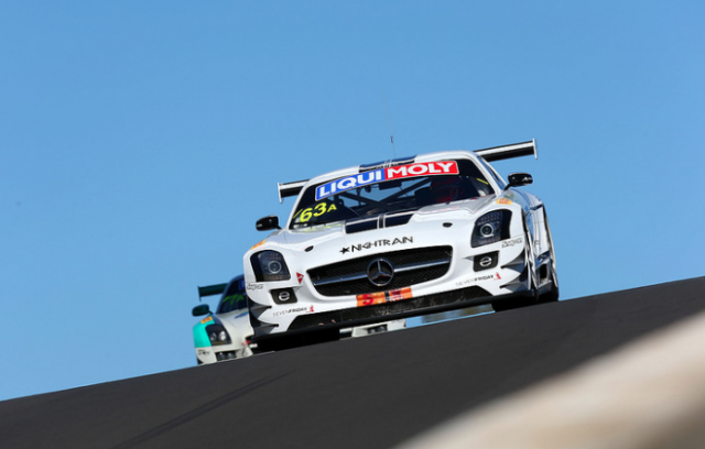 Erebus Motorsport wil field two Mercedes SLS AMG GT3s