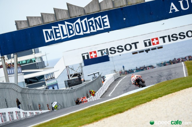 The Australian MotoGP has secured a naming rights deal with Michelin