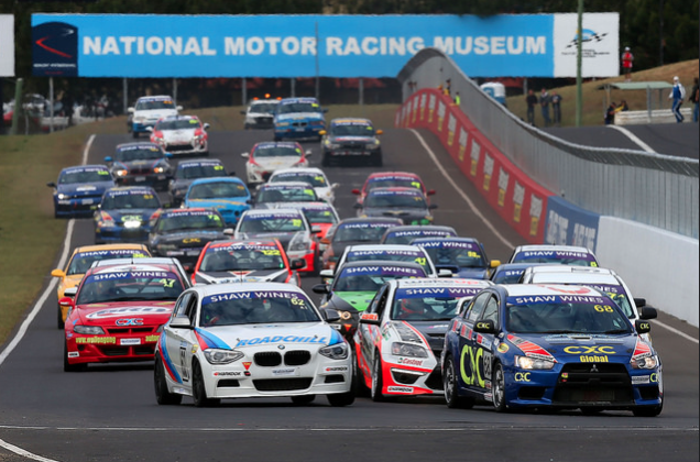 A bumper grid is set for this weekend's Bathurst 6 Hour