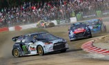 Bumper entry for 2016 World RX and Euro RX championships
