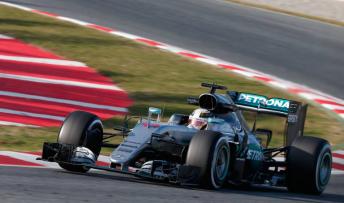 Mercedes and Lewis hamilton head into the new season as favourites