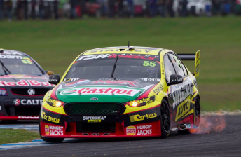 Chaz Mostert at Phillip Island