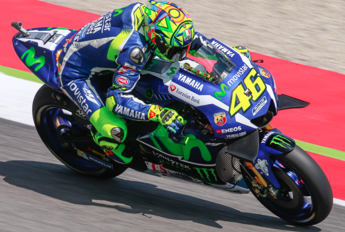 Valentino Rossi snatches Italian GP pole - Speedcafe