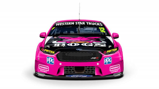 Coulthard-DJR-Team Penske