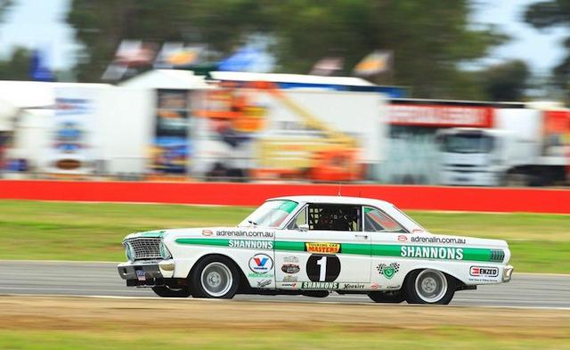 TCM Ford Falcon Sprint