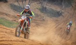 Simmonds gears up for podium finish at AORC