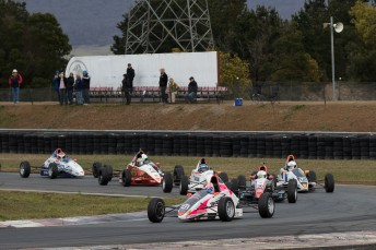 Australian Formula Ford will run under a new sanctioning body this weekend