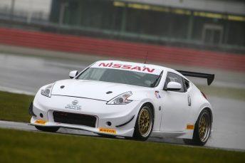 The Sean Walkinshaw Racing Nissan