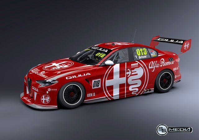 Gen2 Supercars concepts: Alfa Romeo Giulia