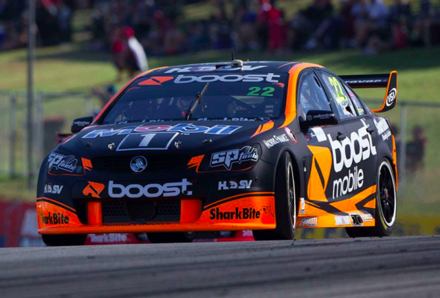 Walkinshaw refutes Courtney chassis claims - Speedcafe