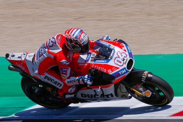 Dovizioso takes Ducati to MotoGP victory in Italy - Speedcafe