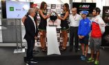 Nolangroup presents new X-803 U.C. MotoGP™ helmet at Misano