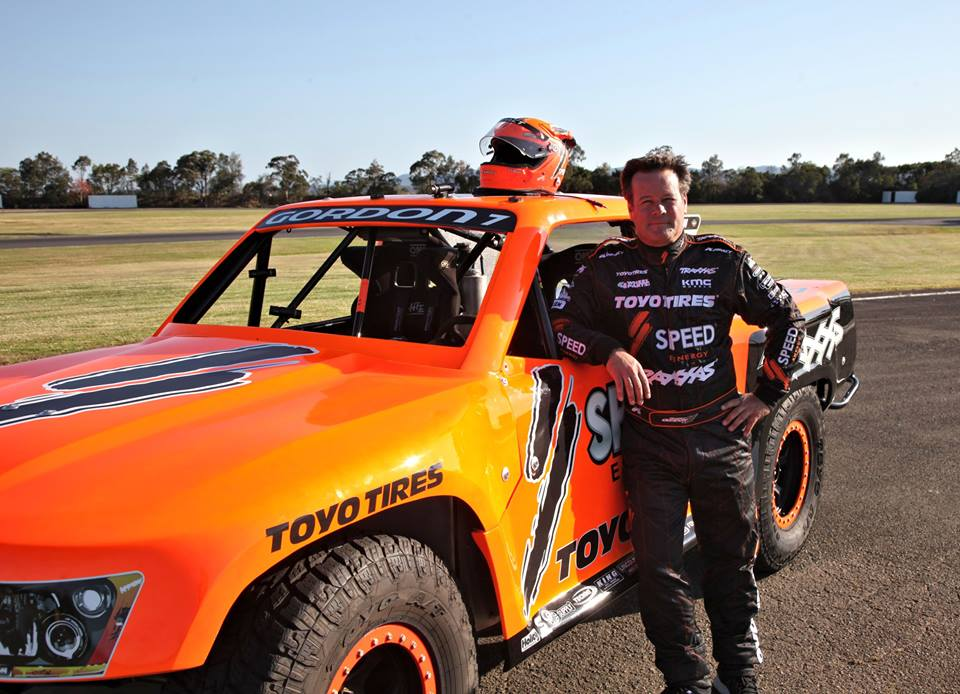 Robby Gordon Free To Race In Aus After Apology Speedcafe