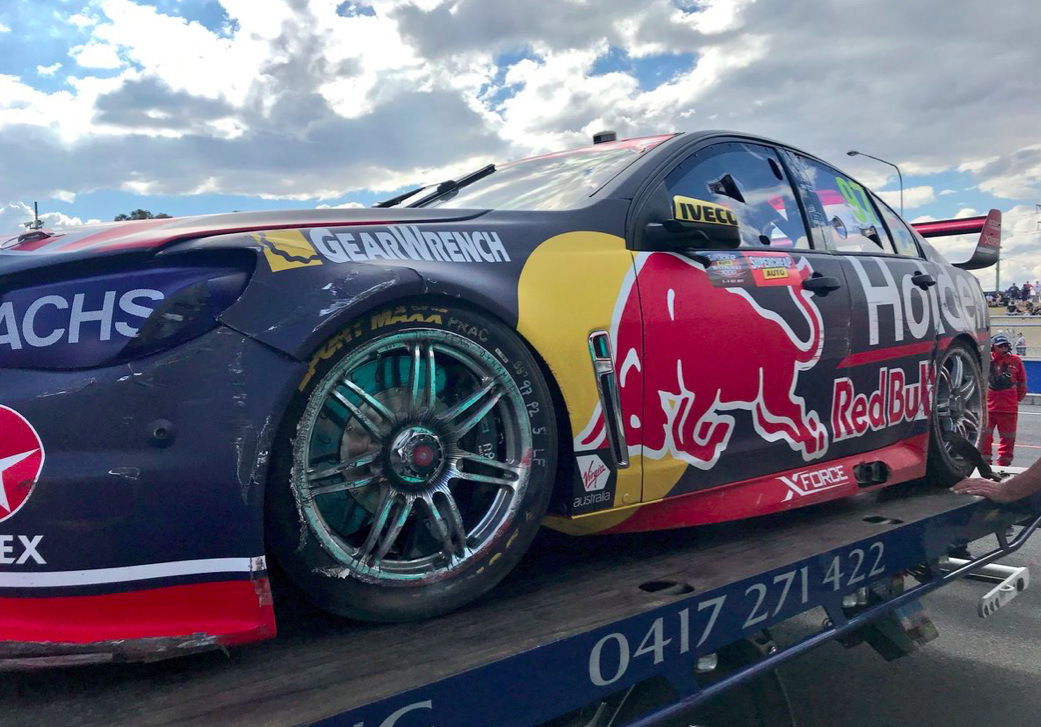 Triple Eight set for lengthy SVG Commodore repair - Speedcafe