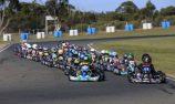 Massive entries for Australian Kart Championship opener