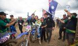 Jemma Wilson ready to chase history in 2018 Yamaha AORC