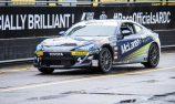 Whoa, Black Betty! Tim Brook unveils brand-new car for 2018 season
