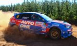 Brad Markovic and Toni Feaver dominate state class at Make Smoking History Forest Rally