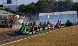 Australia's best kart racers are heading to Emerald