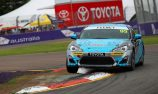 Fighting first top five for Feeney in Townsville Toyota 86 Racing Series