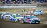 Cox makes gains in rallycross competition