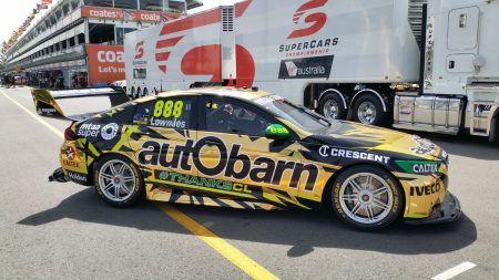 Triple Eight Surprise Lowndes With Special Livery Speedcafe